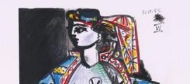 В ателието с Пабло Пикасо