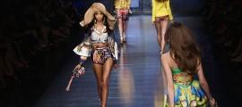 D&G - Milan Fashion Week Womenswear Spring/Summer 2012
