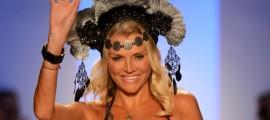 Колекция бански костюми Лиза Бърк 2013