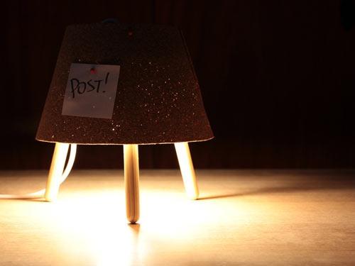 Лампата, която ще ти напомни