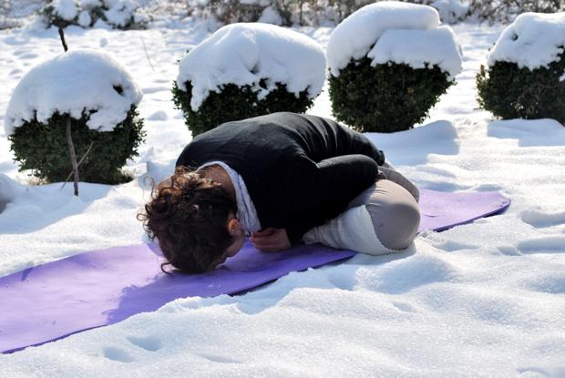 Йога за жени