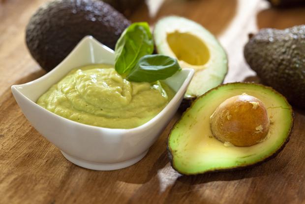 авокадо и гуакамоле
