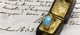 златният пръстен на Джейн Остин